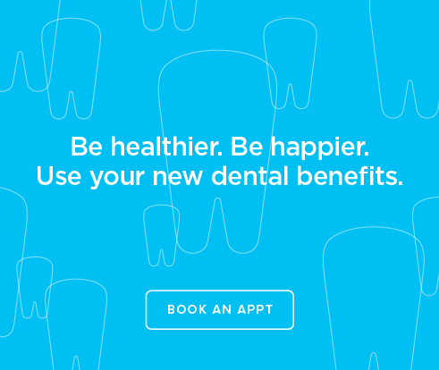 Be Heathier, Be Happier. Use your new dental benefits. - West Sunrise Dentistry